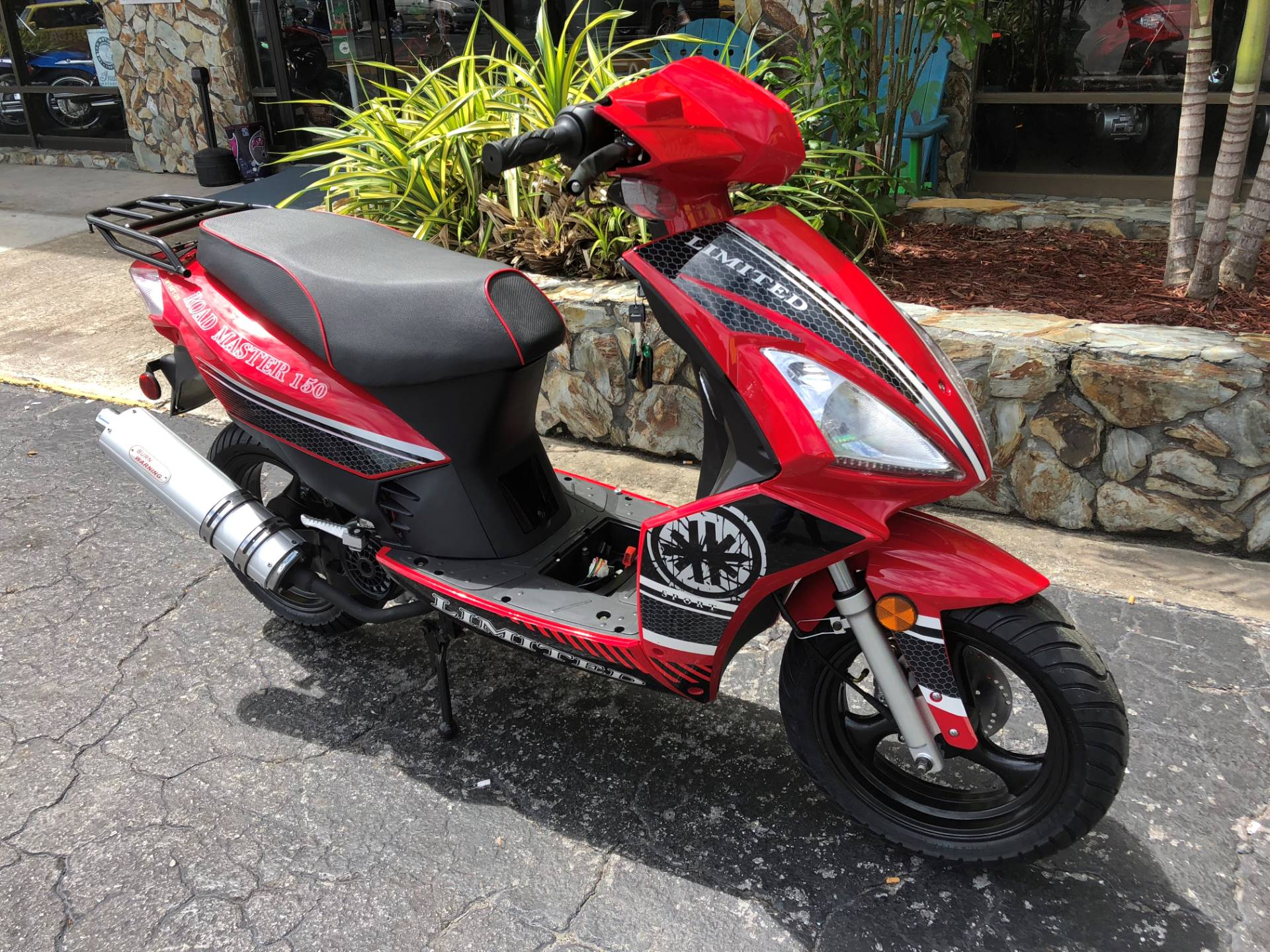 2019 Vitacci Roadmaster 150 in Largo, Florida - Photo 11