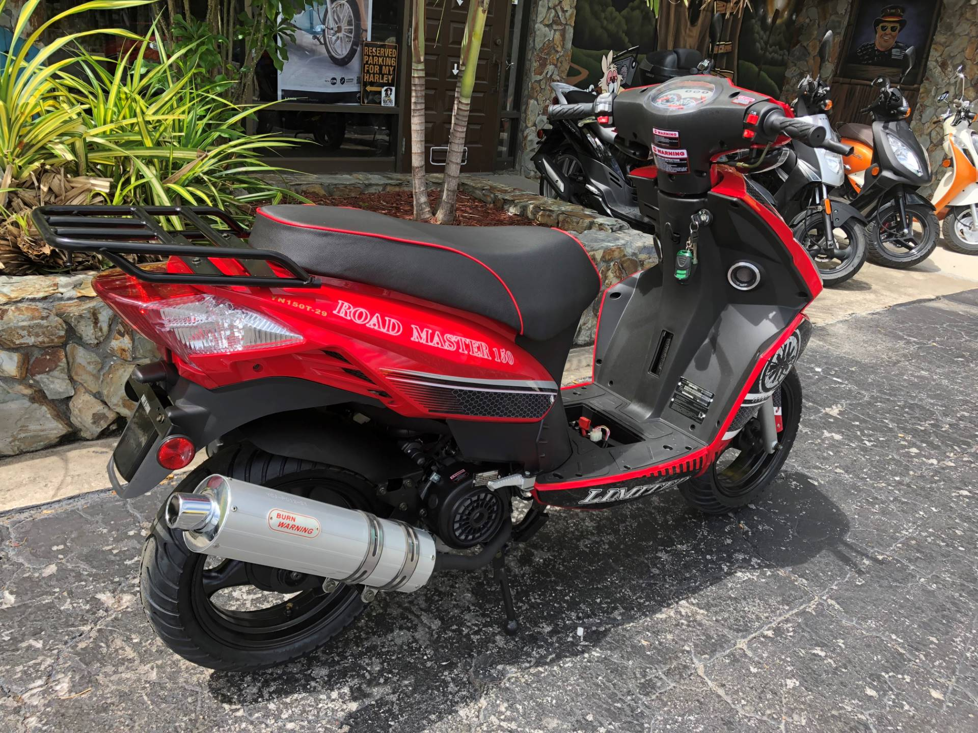2019 Vitacci Roadmaster 150 in Largo, Florida - Photo 12