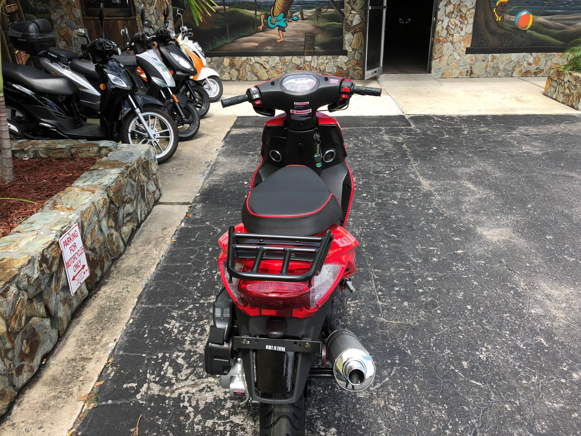 2019 Vitacci Roadmaster 150 in Largo, Florida - Photo 17