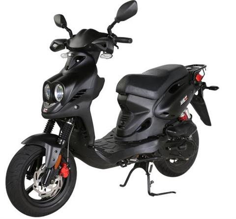 2020 Genuine Scooters Roughhouse 50 Sport in Largo, Florida