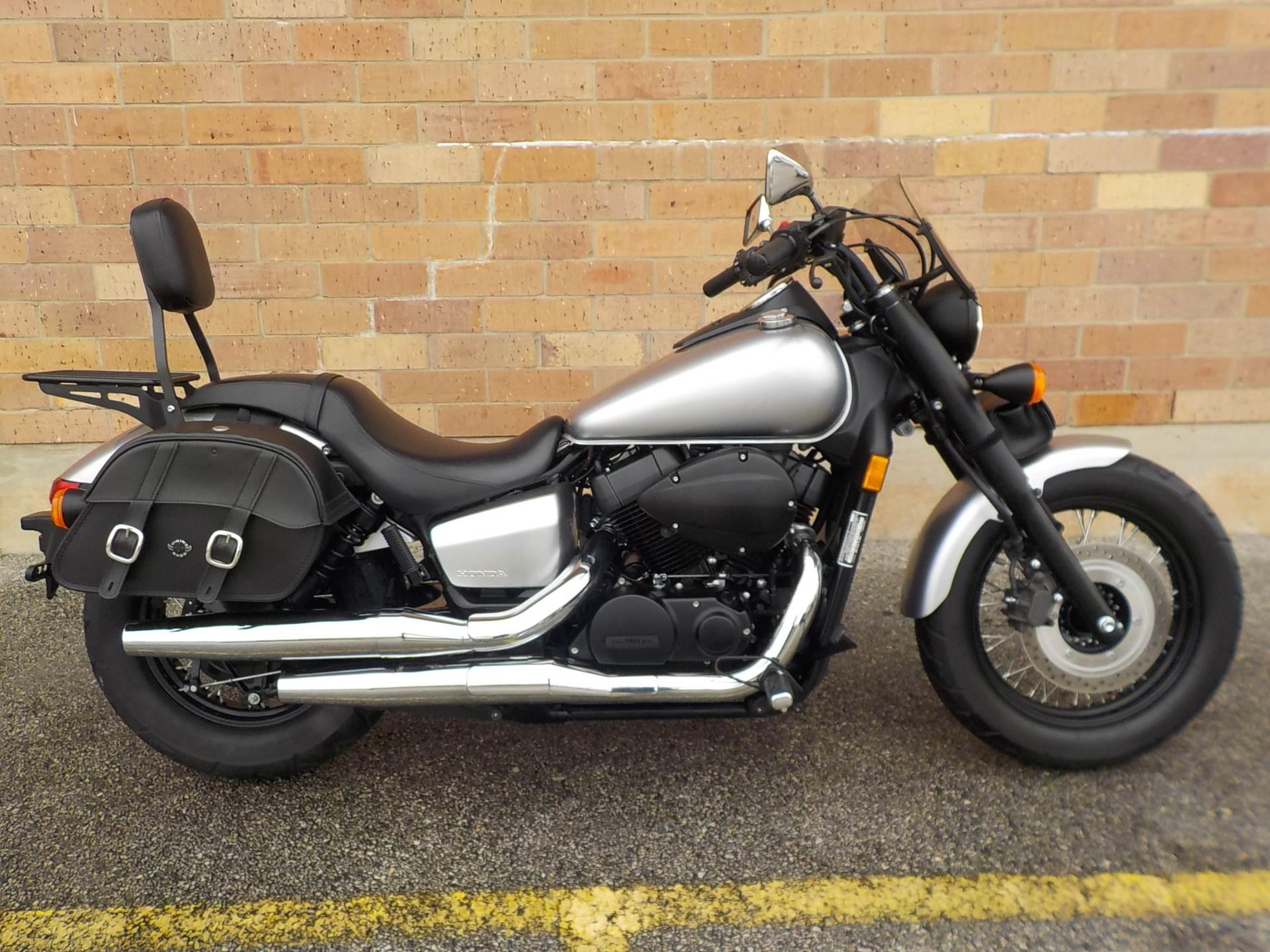 Used 2015 Honda Shadow Phantom® Motorcycles in San Antonio, TX ...