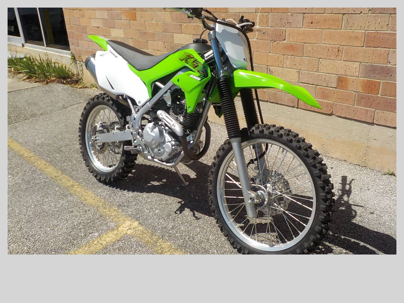 2020 Kawasaki KLX 230R in San Antonio, Texas - Photo 3