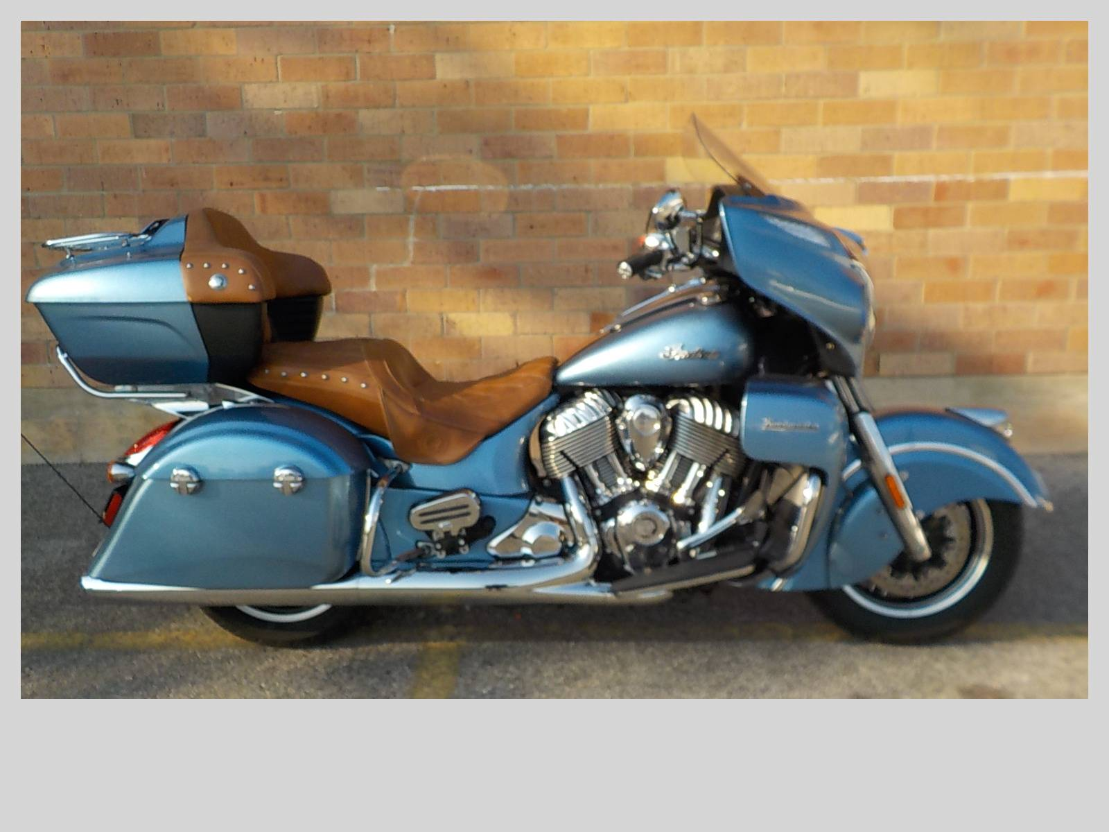 2016 Indian Roadmaster® in San Antonio, Texas - Photo 1