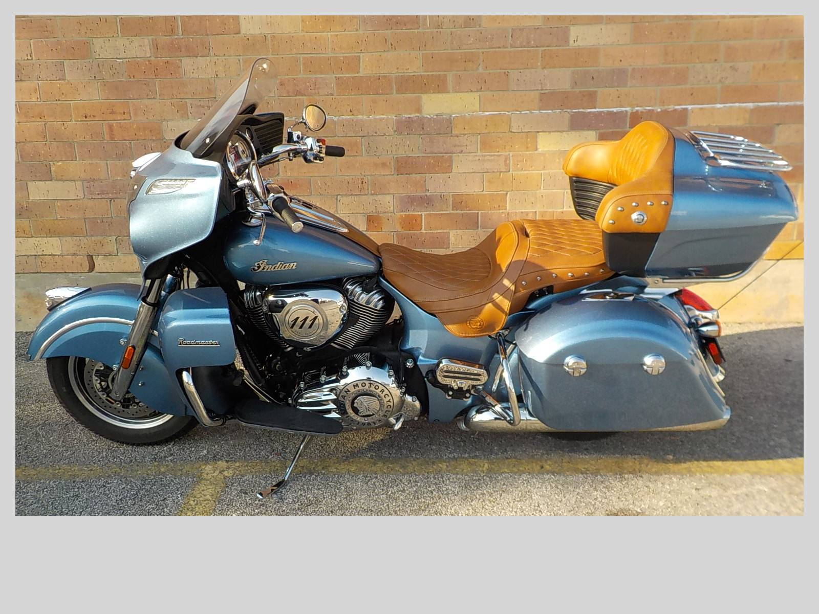 2016 Indian Roadmaster® in San Antonio, Texas - Photo 2