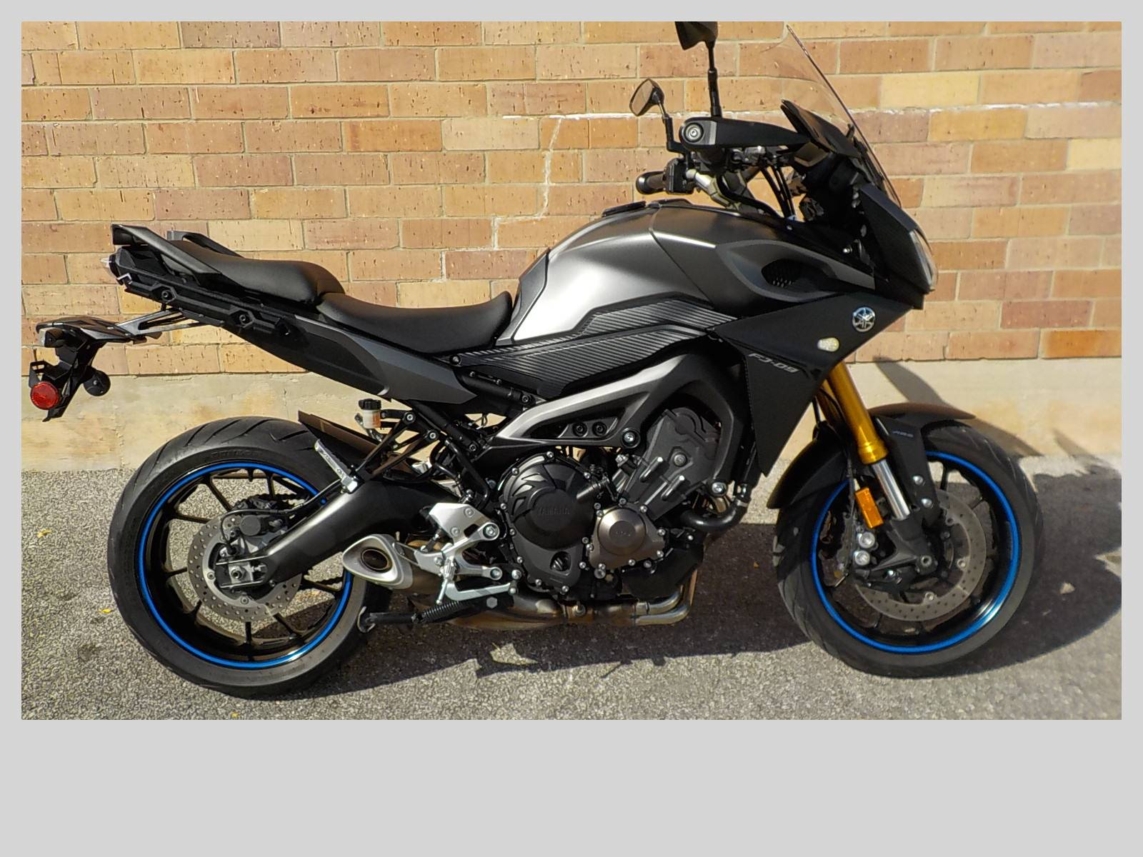 2015 Yamaha FJ-09 in San Antonio, Texas - Photo 1