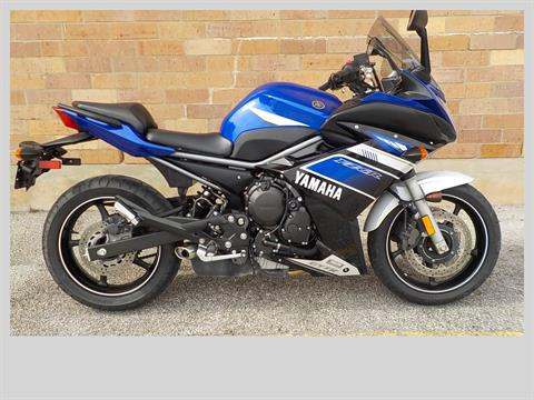 2013 Yamaha FZ6R in San Antonio, Texas - Photo 1