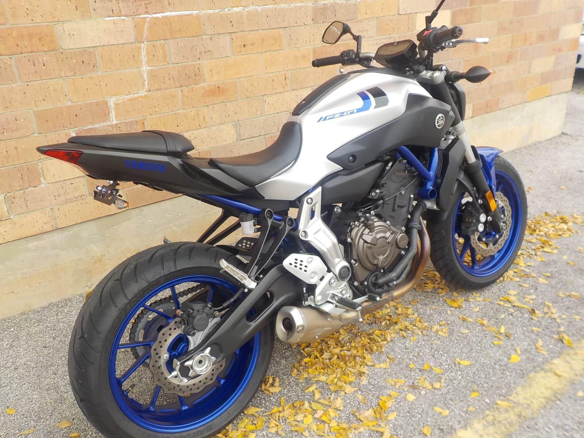 2016 Yamaha FZ-07 for sale near El Cajon, California 92021