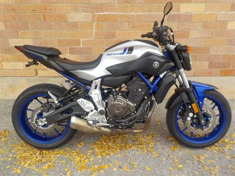 2016 Yamaha FZ-07 in San Antonio, Texas
