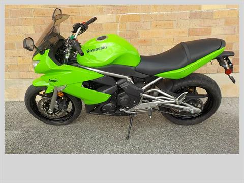 2009 Kawasaki Ninja® 650R in San Antonio, Texas - Photo 2