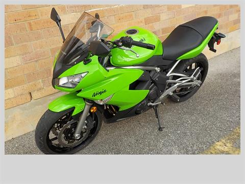 2009 Kawasaki Ninja® 650R in San Antonio, Texas - Photo 4