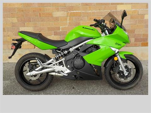 2009 Kawasaki Ninja® 650R in San Antonio, Texas - Photo 1