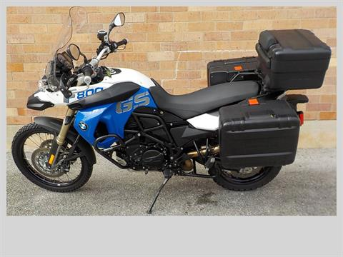 2012 BMW F 800 GS in San Antonio, Texas