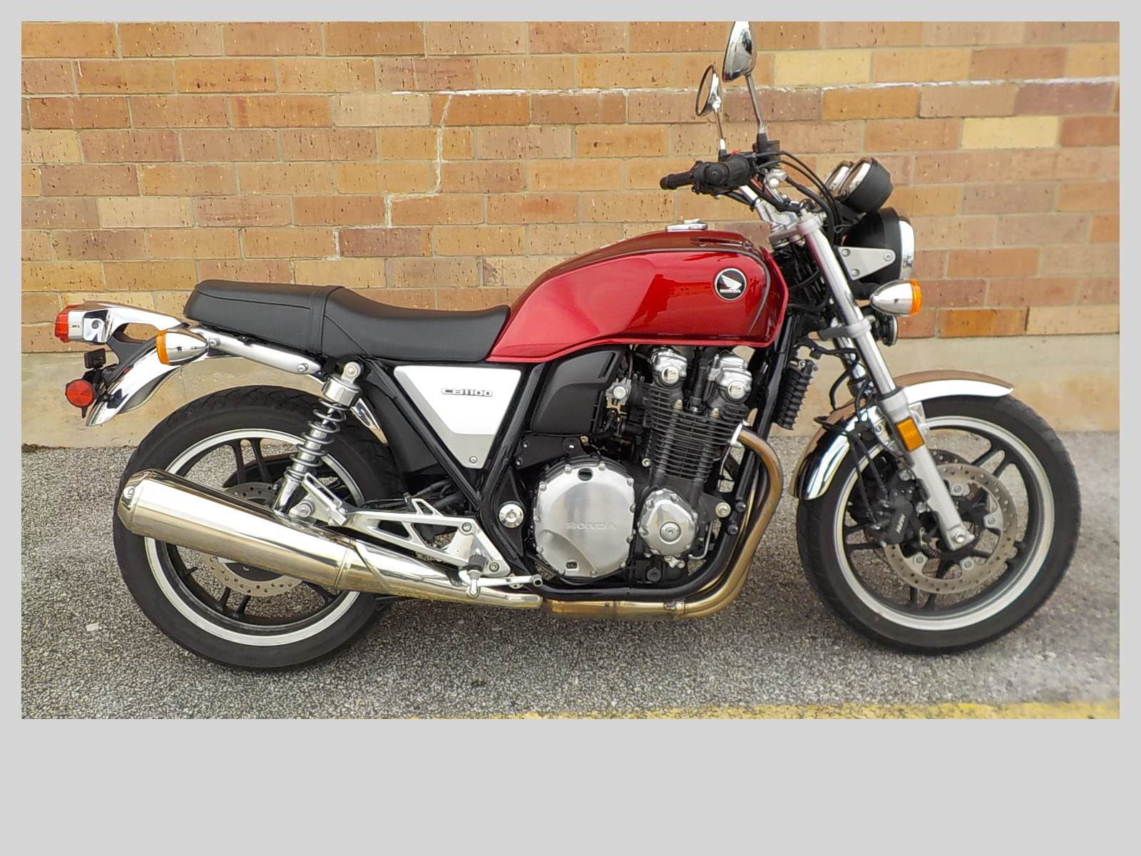 2013 Honda CB1100 ABS for sale 34577