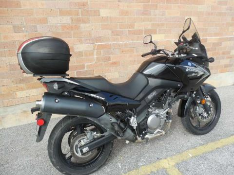 2011 Suzuki V-Strom 650 ABS in San Antonio, Texas