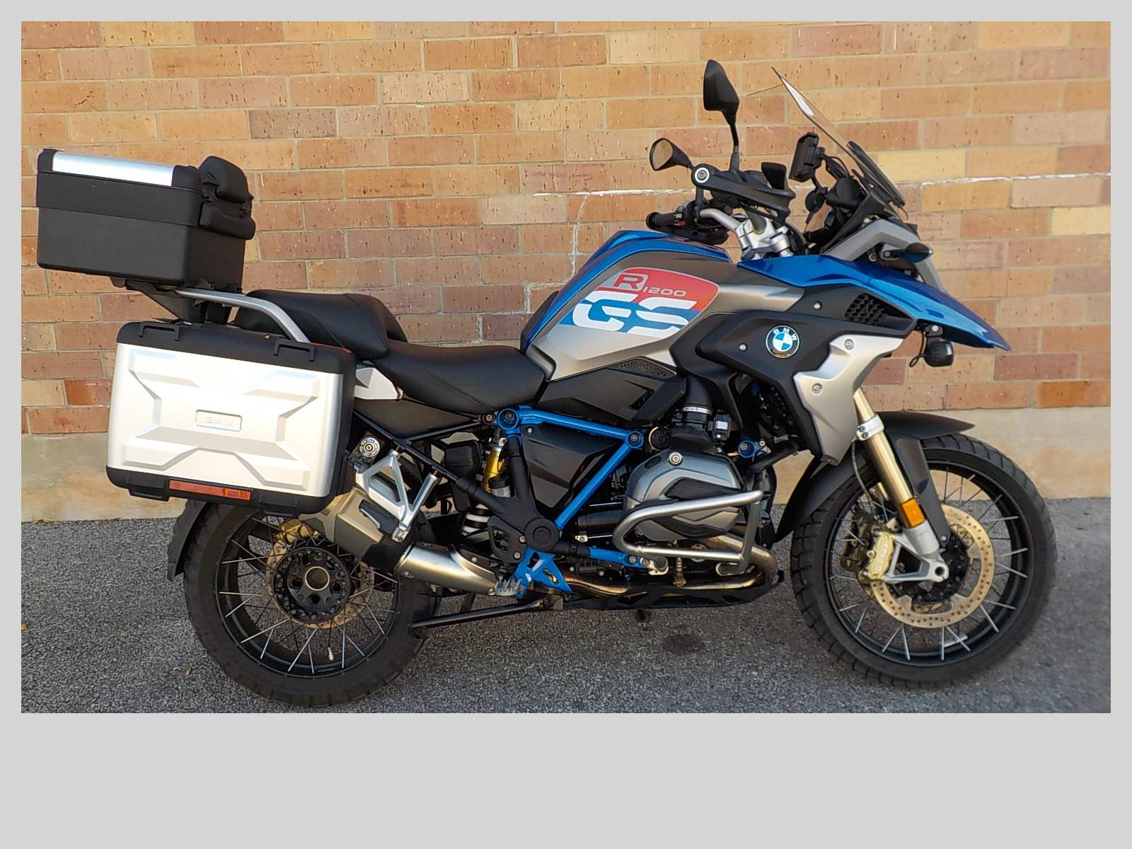2018 BMW R 1200 GS in San Antonio, Texas - Photo 1