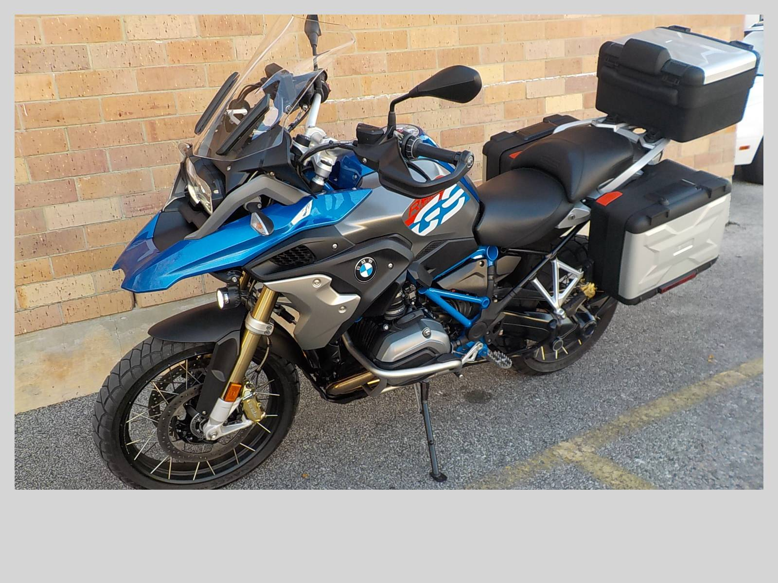 2018 BMW R 1200 GS in San Antonio, Texas - Photo 4