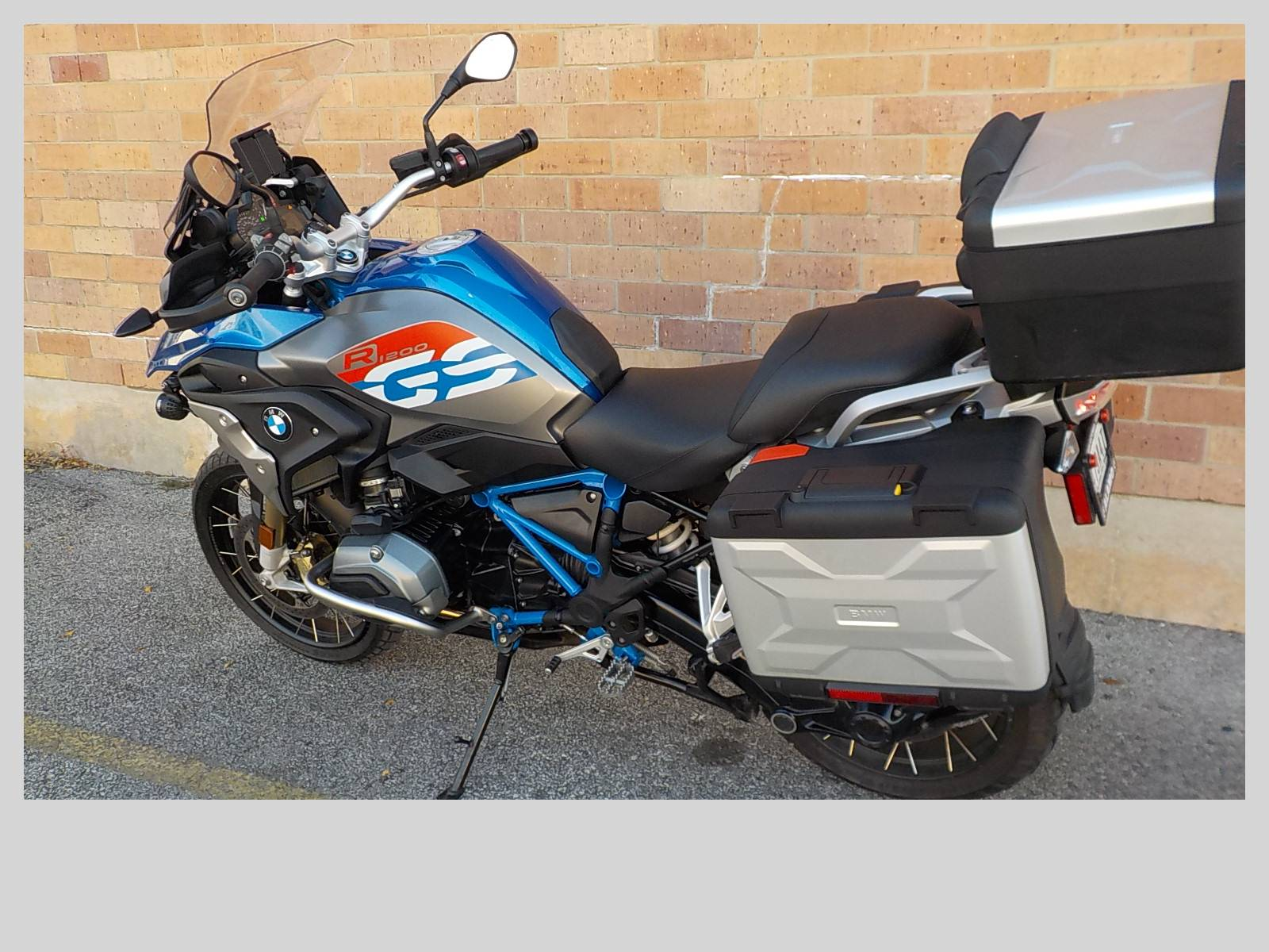 2018 BMW R 1200 GS in San Antonio, Texas - Photo 6