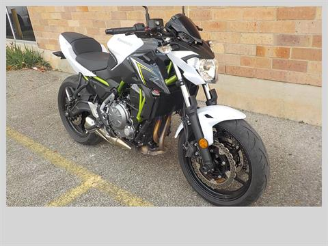 2017 Kawasaki Z650 in San Antonio, Texas - Photo 3