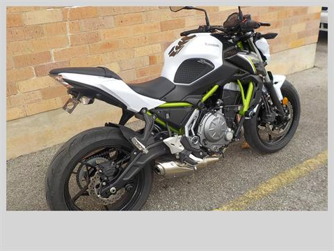 2017 Kawasaki Z650 in San Antonio, Texas - Photo 5