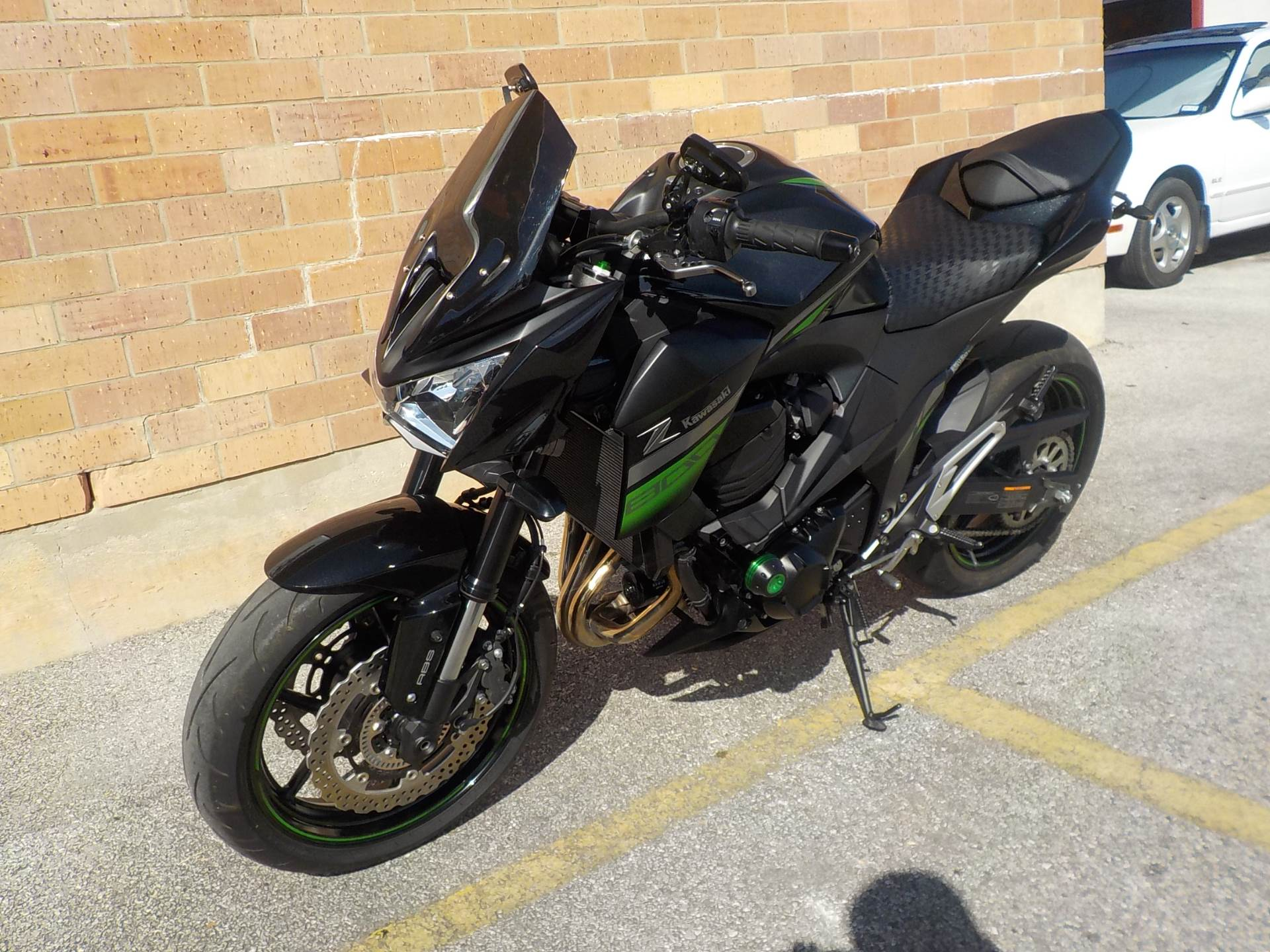 used 2016 kawasaki z800 abs motorcycles in san antonio, tx | stock