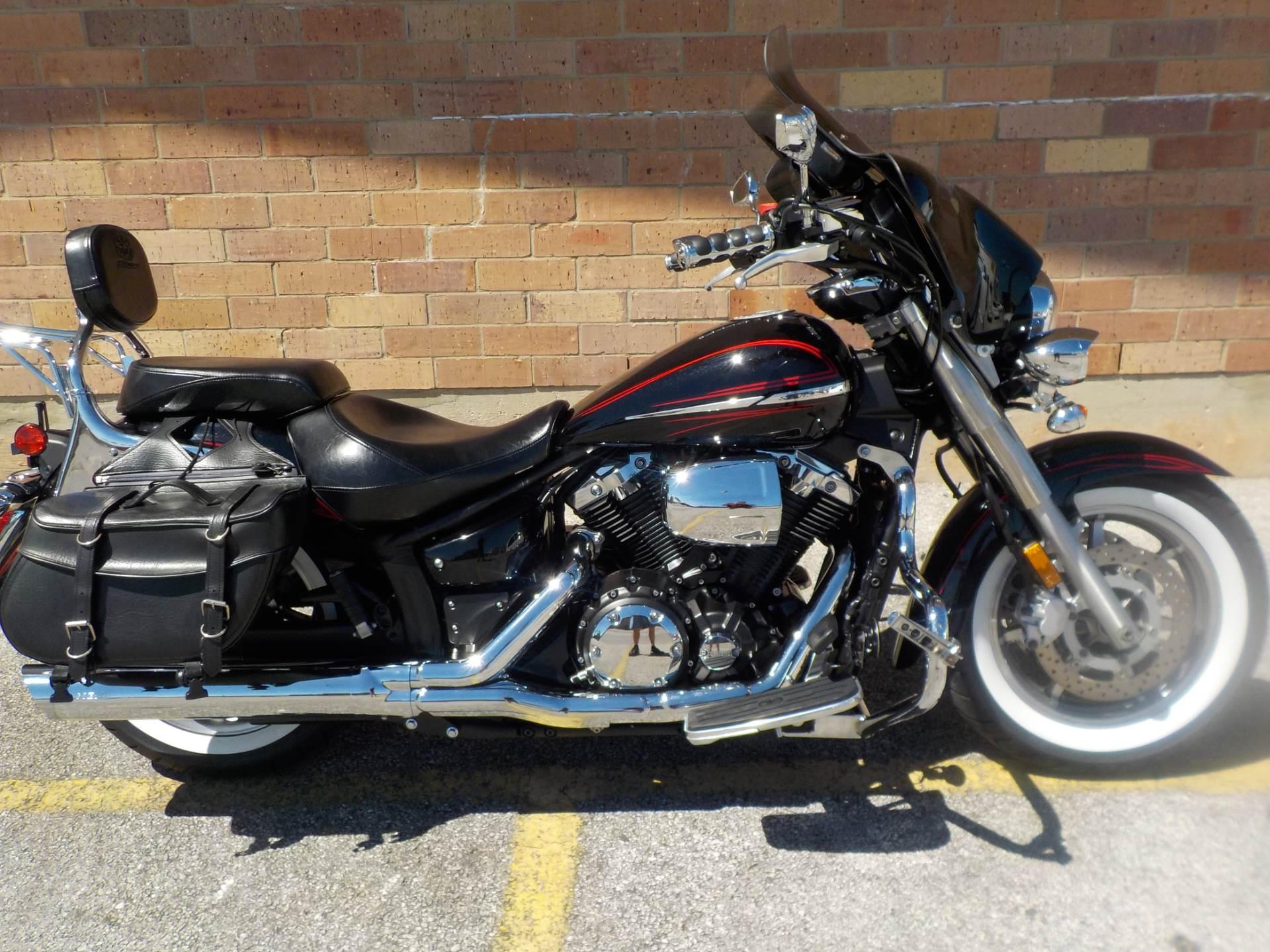 2009 Yamaha V Star 1300 for sale 450