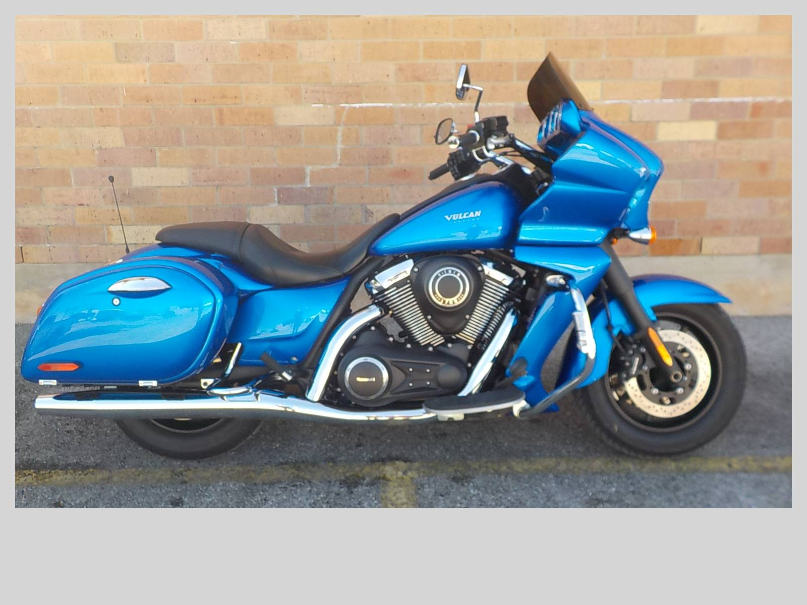 2012 Kawasaki Vulcan® 1700 Vaquero™ in San Antonio, Texas - Photo 1