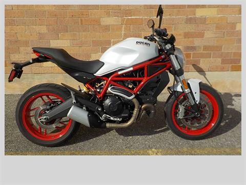 2017 Ducati Monster 797 in San Antonio, Texas - Photo 1
