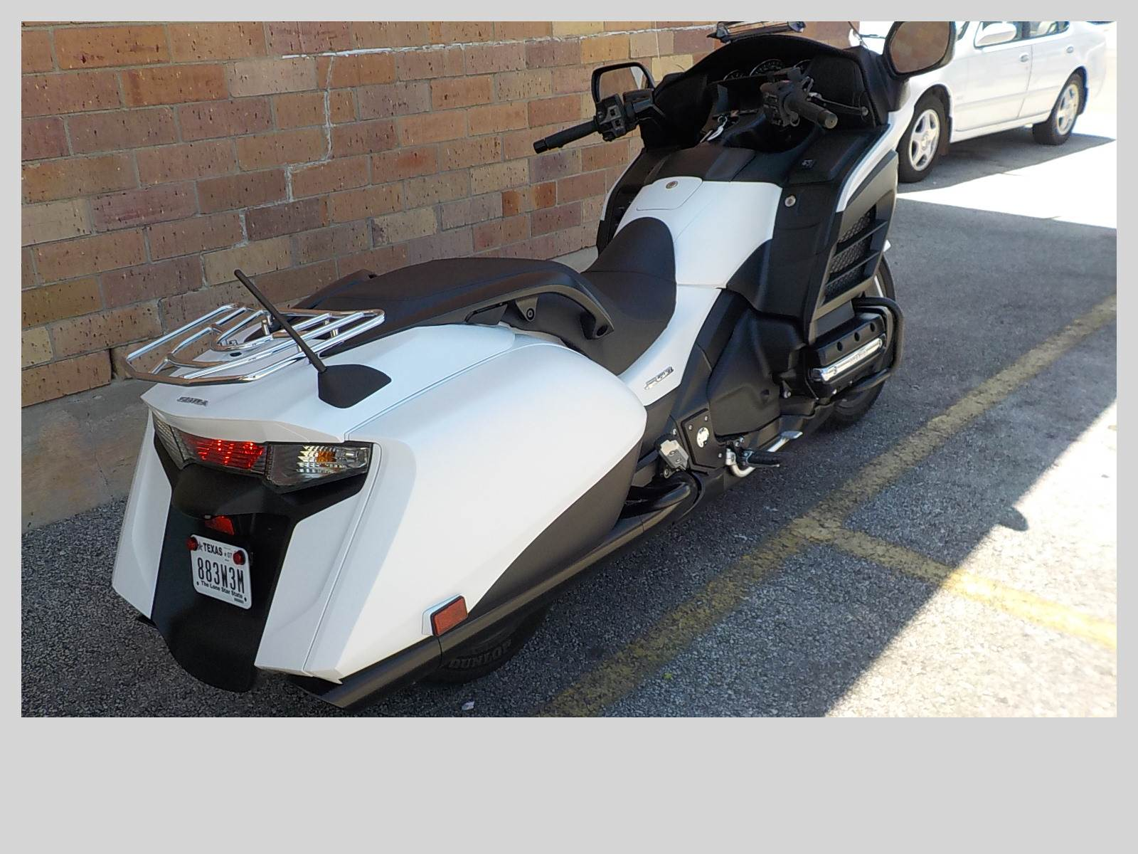 2016 Honda Gold Wing F6B Deluxe in San Antonio, Texas