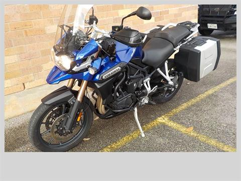 2013 Triumph Tiger Explorer ABS in San Antonio, Texas