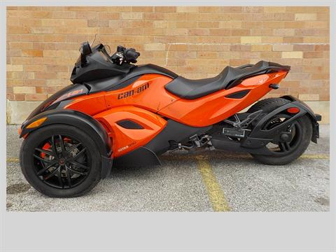 2012 Can-Am Spyder® RS-S SM5 in San Antonio, Texas - Photo 2