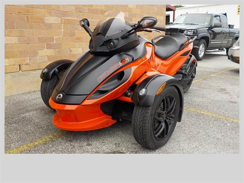 2012 Can-Am Spyder® RS-S SM5 in San Antonio, Texas - Photo 4