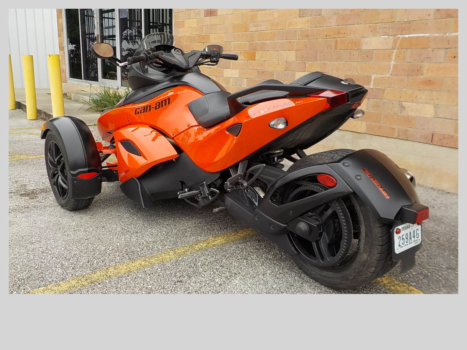 2012 Can-Am Spyder® RS-S SM5 in San Antonio, Texas - Photo 6