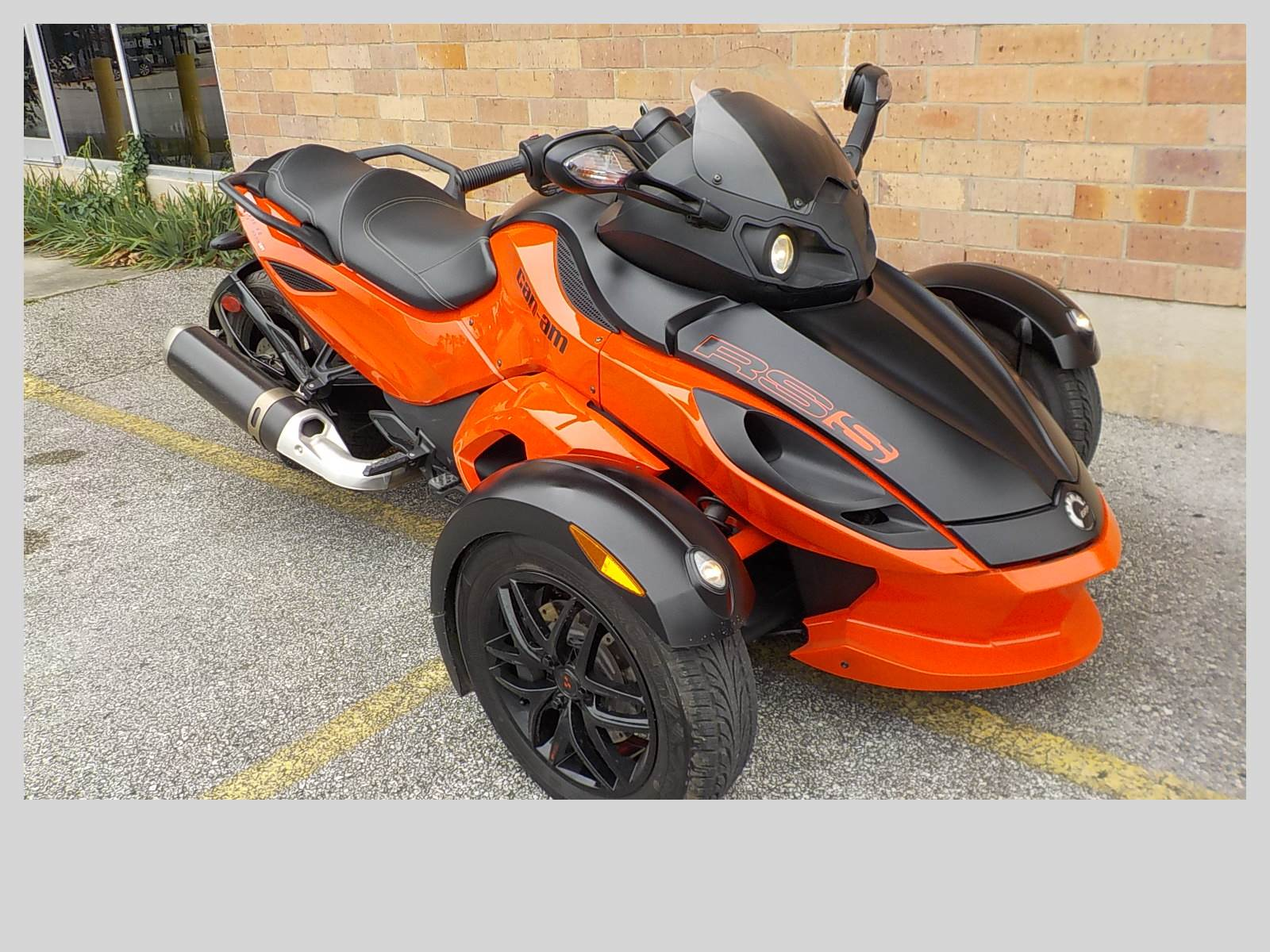 2012 Can-Am Spyder® RS-S SM5 in San Antonio, Texas - Photo 3