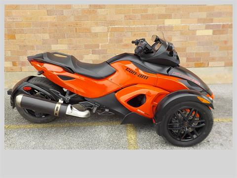 2012 Can-Am Spyder® RS-S SM5 in San Antonio, Texas - Photo 1
