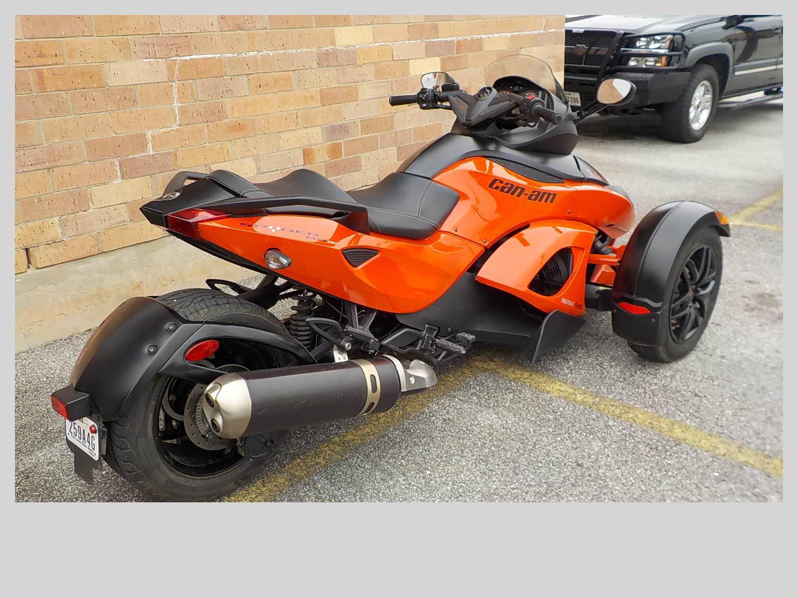 2012 Can-Am Spyder® RS-S SM5 in San Antonio, Texas - Photo 5