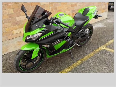 2013 Kawasaki Ninja® 300 ABS in San Antonio, Texas