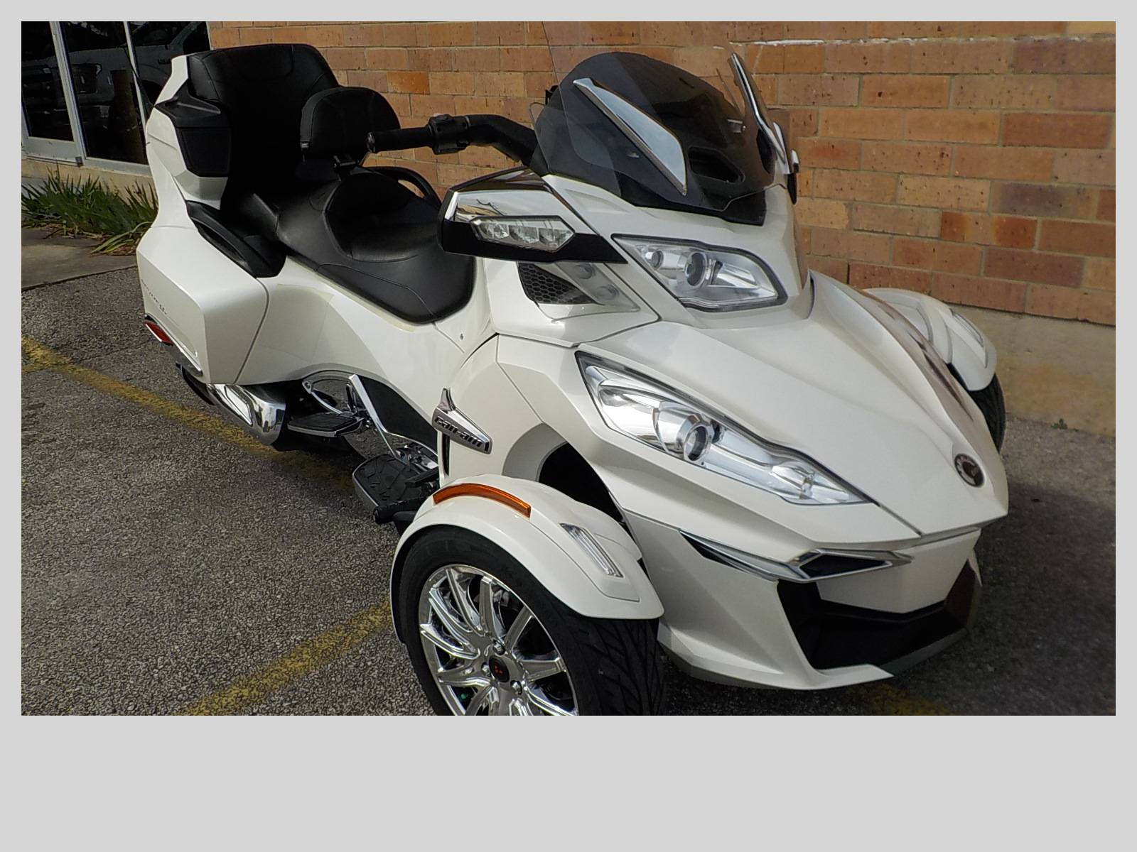 2016 Can-Am Spyder RT Limited in San Antonio, Texas - Photo 3