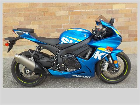 2015 Suzuki GSX-R600 in San Antonio, Texas