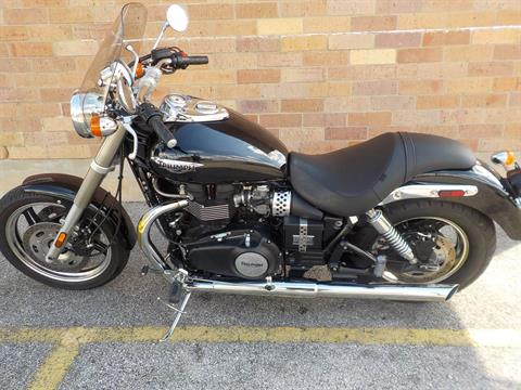 2009 Triumph Speedmaster in San Antonio, Texas