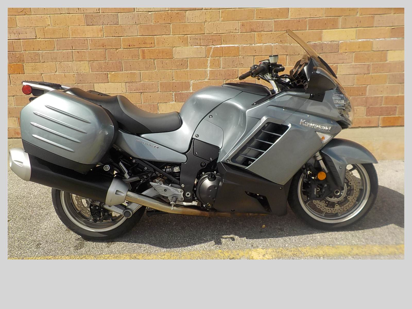 2008 Kawasaki Concours 14 ABS for sale 16925