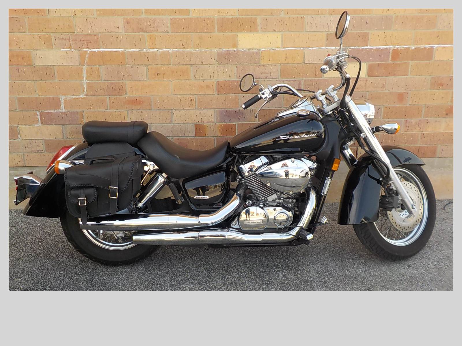 2009 Honda Shadow Aero® in San Antonio, Texas