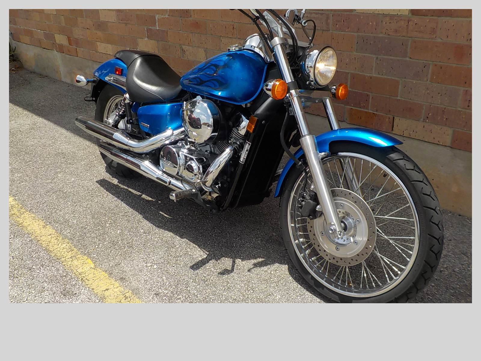 2014 Honda Shadow® Spirit 750 in San Antonio, Texas