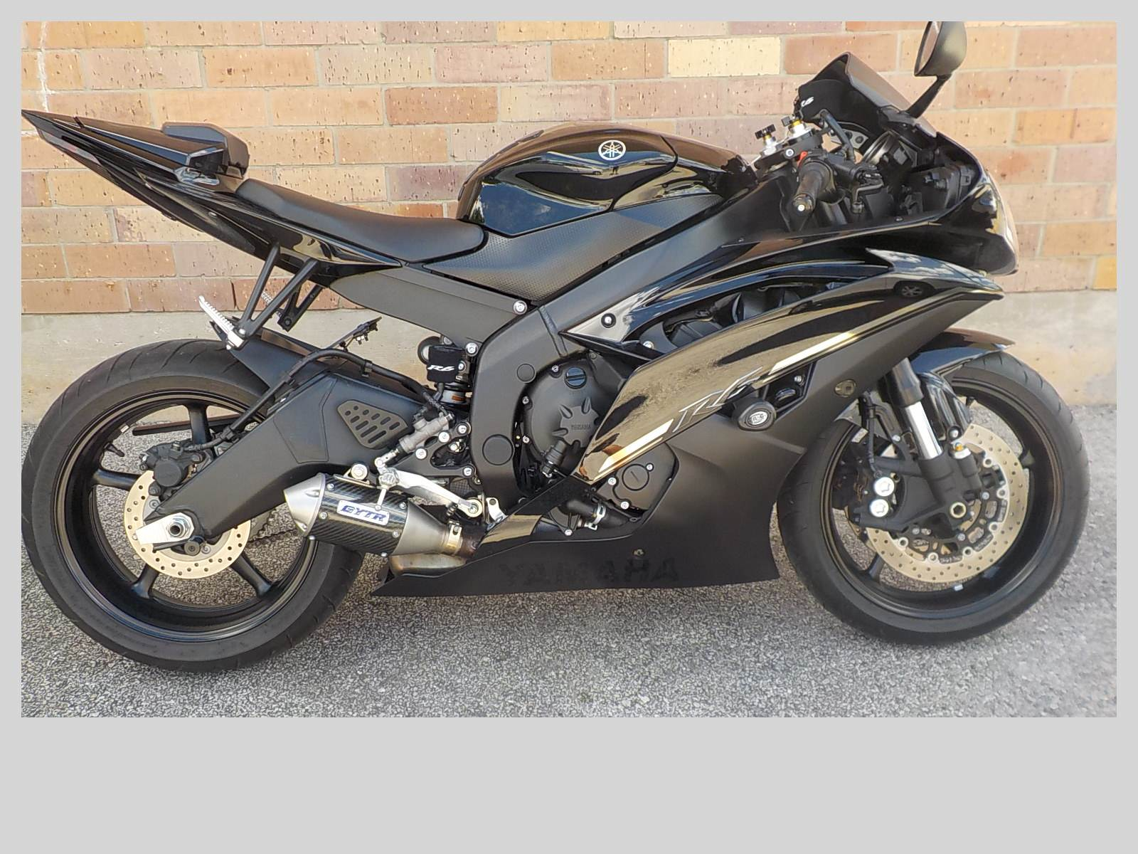 2012 Yamaha YZF-R6 for sale 228521