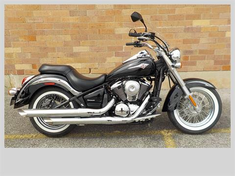2011 Kawasaki Vulcan® 900 Classic LT in San Antonio, Texas - Photo 1