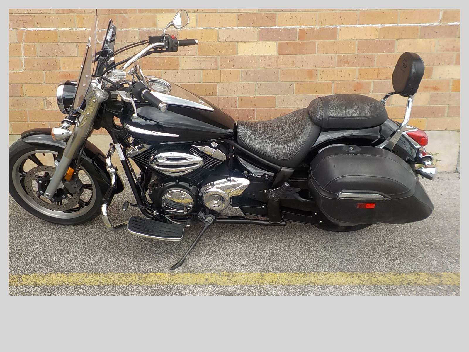 2009 Yamaha V Star 950 Tourer in San Antonio, Texas