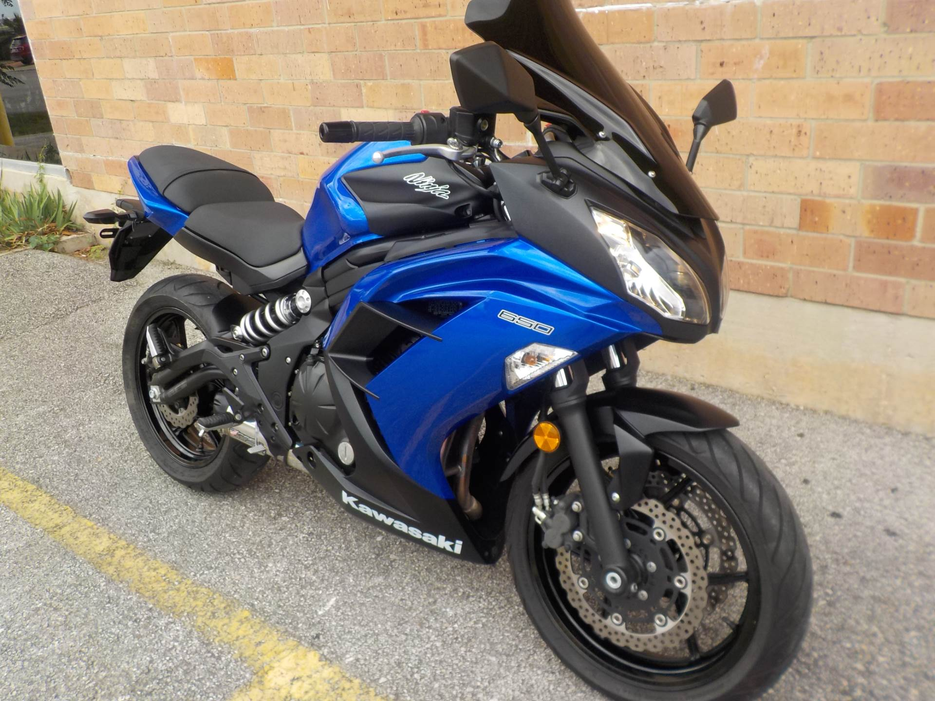 2013 Kawasaki Ninja® 650 in San Antonio, Texas