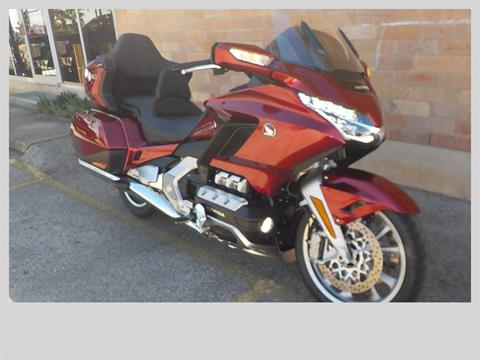 2018 Honda Gold Wing Tour Automatic DCT in San Antonio, Texas - Photo 3