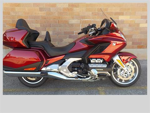 2018 Honda Gold Wing Tour Automatic DCT in San Antonio, Texas - Photo 1