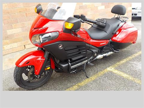 2013 Honda Gold Wing® F6B Deluxe in San Antonio, Texas - Photo 4