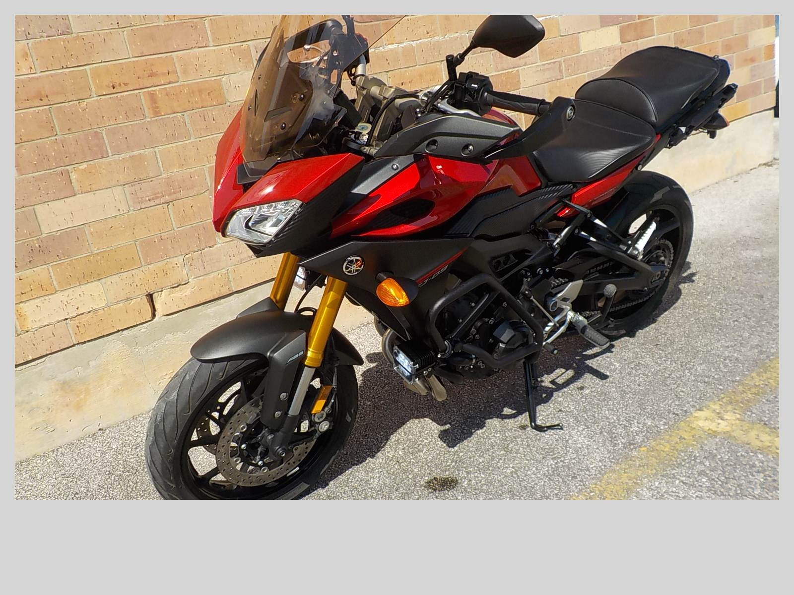 2015 Yamaha FJ-09 in San Antonio, Texas - Photo 4